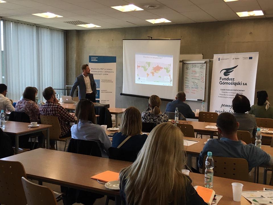 Spotkanie Enterprise Europe Network wKatowicach