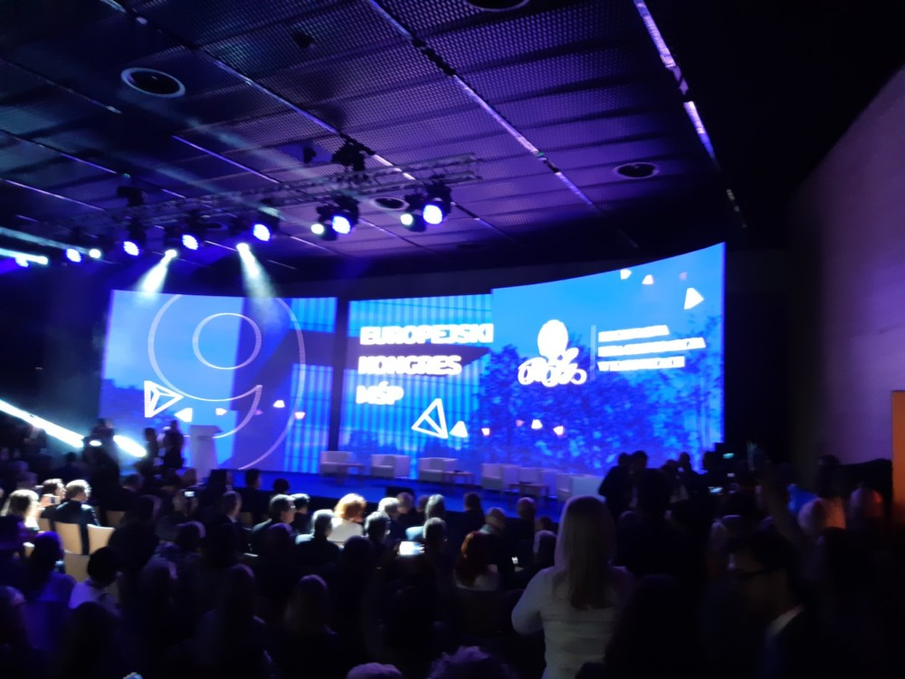 Europejski Kongres MŚP zFunduszem Górnośląskim SA