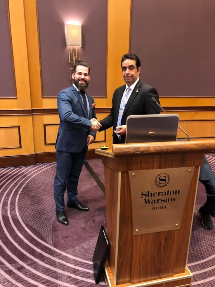 Delegaci zOmanu zainteresowani inwestowaniem wnowe technologie!