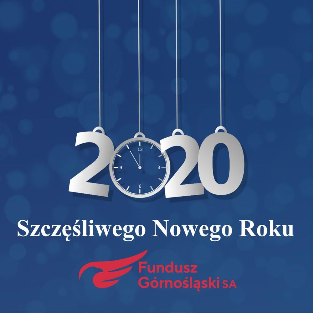 Życzenia samych sukcesów wnadchodzącym 2020 roku!