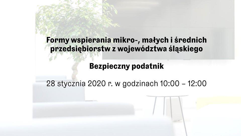 """Zapisy naseminarium """"Formy wspierania MMŚP zwoj.śląskiego"""""""