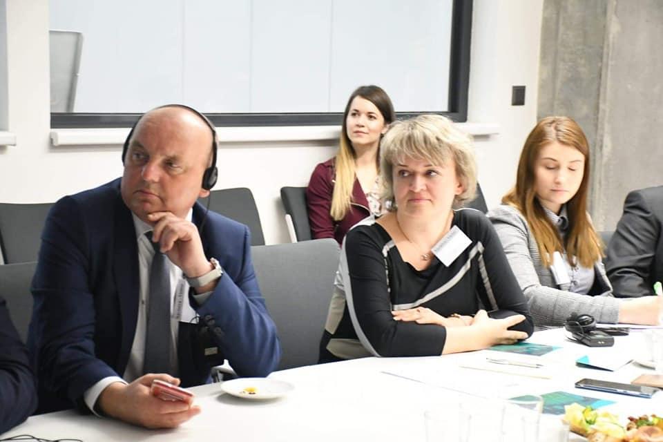 Spotkanie władz Województwa Śląskiego zHetmanem Kraju Morawsko-Śląskiego Ivo Vondrakiem