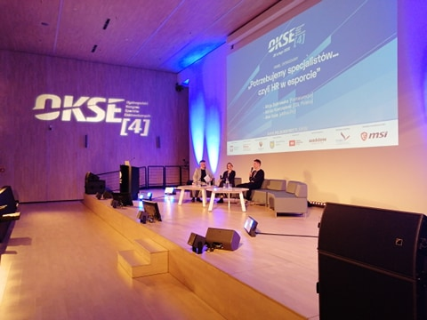 E-sport naŚląsku ma się dobrze! WMuzeum Śląskim wKatowicach zorganizowano 4. Ogólnopolski Kongres Sportów Elektronicznych