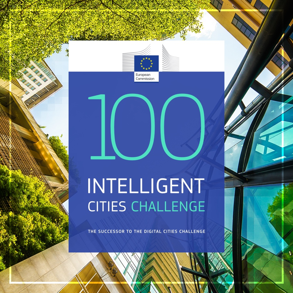 Konkurs Intelligent Cities Challenge – zgłoszenia do29 maja!