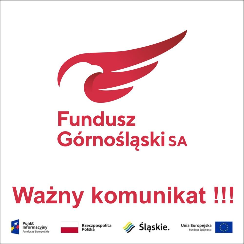 Lokalne Punkty Informacji oFunduszach Europejskich wRybniku iwSosnowcu zamknięte dla osób zzewnątrz