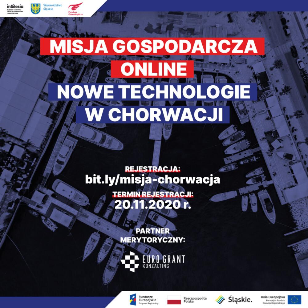 Zagraniczna misja online do Chorwacji
