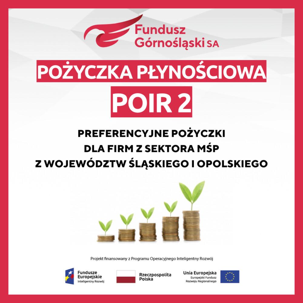 Wstrzymano przyjmowanie wniosków oPożyczki Płynnościowe POIR 2.