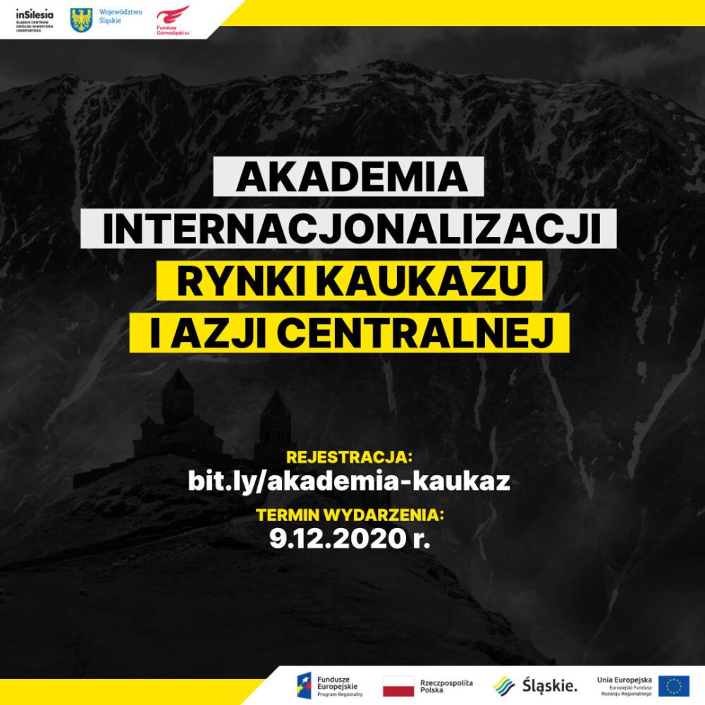 Akademia internacjonalizacji - rynki kaukazu i azji centralnej