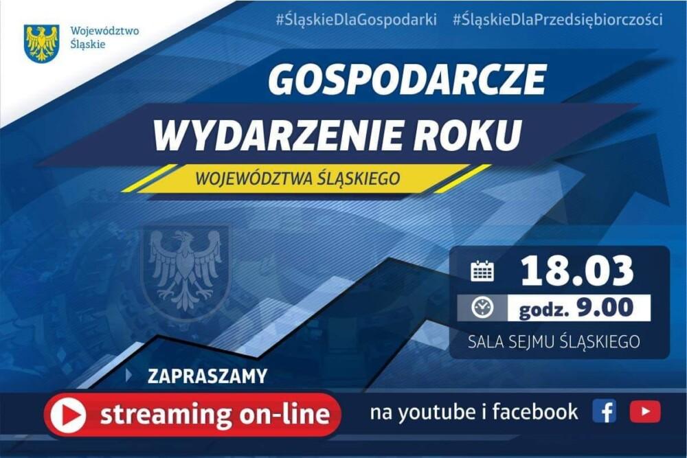 Gospodarcze Wydarzenie Roku Województwa Śląskiego!