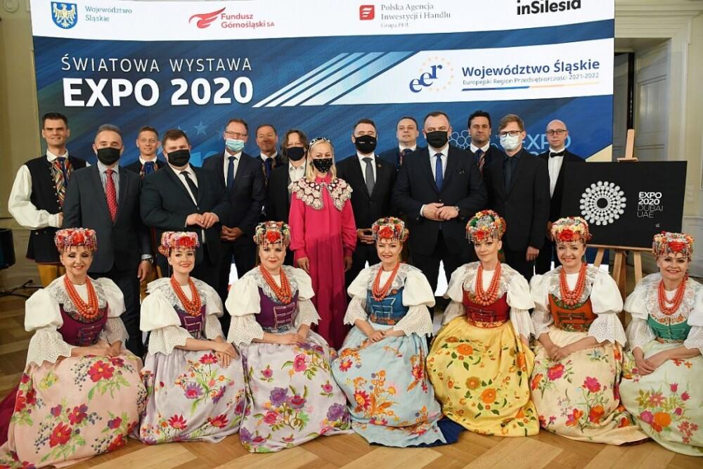 Udział Województwa Śląskiego wEXPO2020 wDubaju