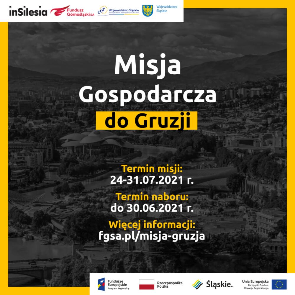 Zagraniczna Misja Gospodarcza doGruzji!