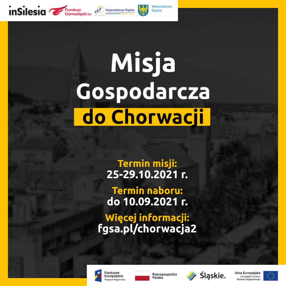 Zagraniczna Misja Gospodarcza doChorwacji – zapraszamy doudziału!