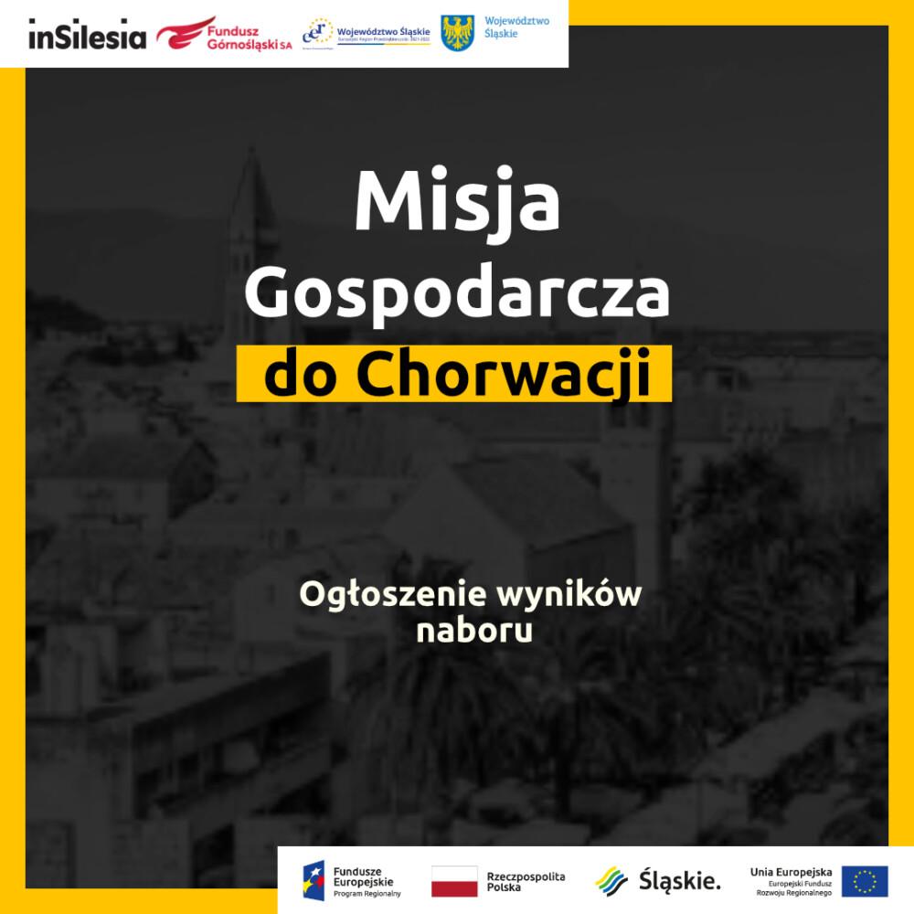 Wyniki naboru przedsiębiorstw doudziału wzagranicznej misji gospodarczej doChorwacji!