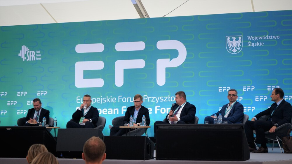 II Dzień Europejskiego Forum Przyszłości!